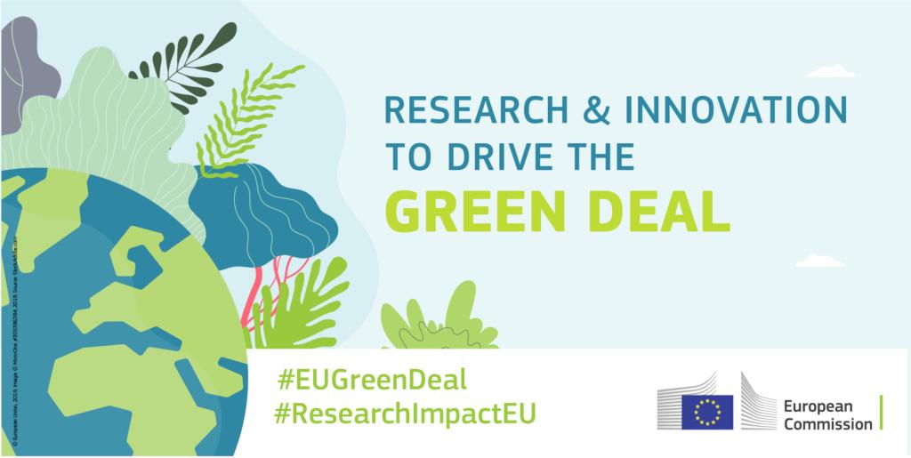 """Bando di gara """"Green Deal europeo"""": nuovo impulso alla transizione verde e digitale"""
