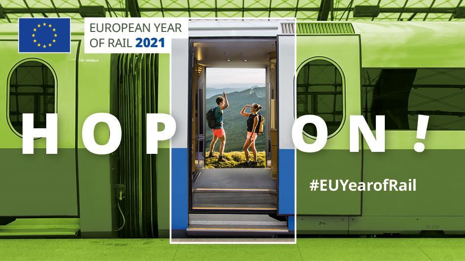 2021: l'Anno europeo delle ferrovie