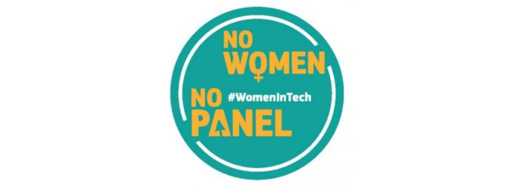 "Webinar – ""No Women No Panel – Senza donne non se ne parla"""