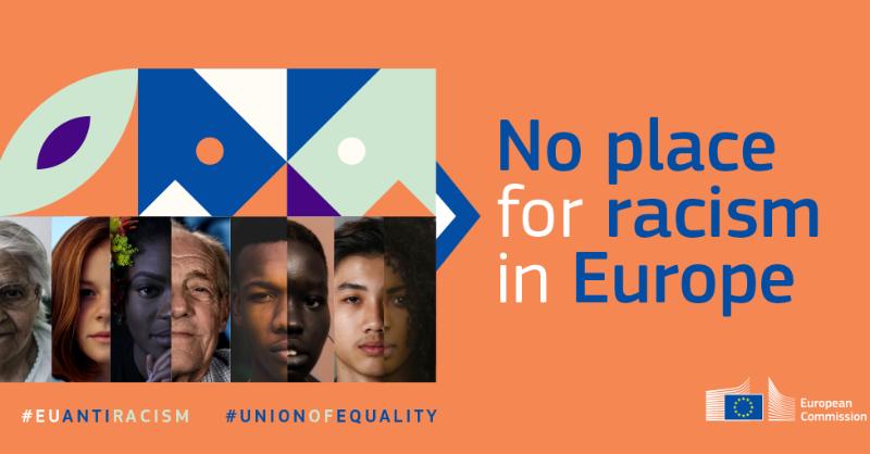 UE contro il razzismo: la Commissione organizza un vertice.