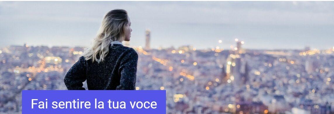 È attiva la piattaforma multilingue della Conferenza sul futuro dell'Europa!