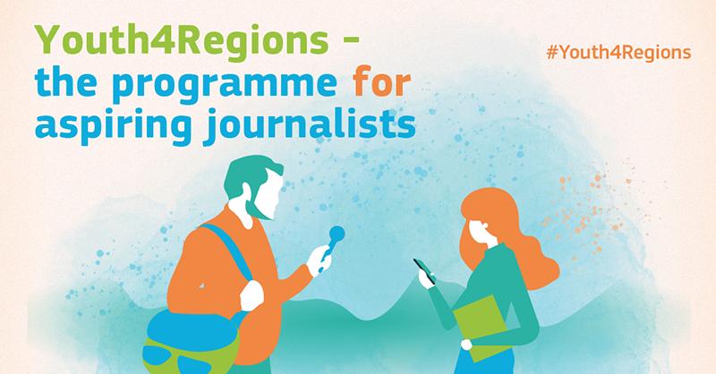 Youth4Regions – al via le candidature per il programma di formazione UE riservato ai giovani giornalisti.
