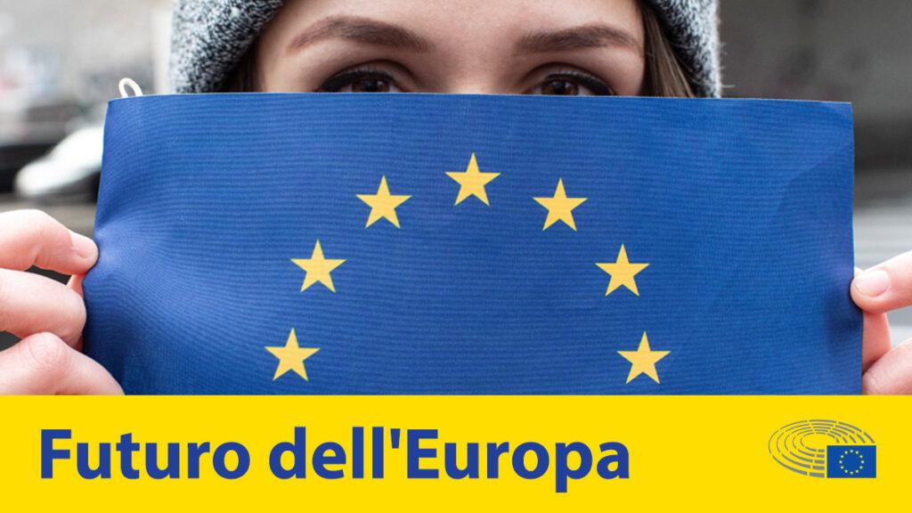 Conferenza sul futuro dell'Europa: dal 19 aprile sarà attiva la piattaforma dei cittadini.