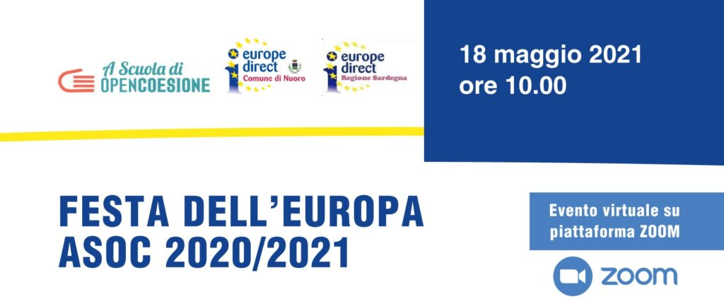 FESTA DELL'EUROPA ASOC 2020/2021