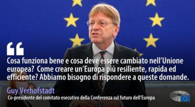 Conferenza sul Futuro dell'Europa: come funziona?