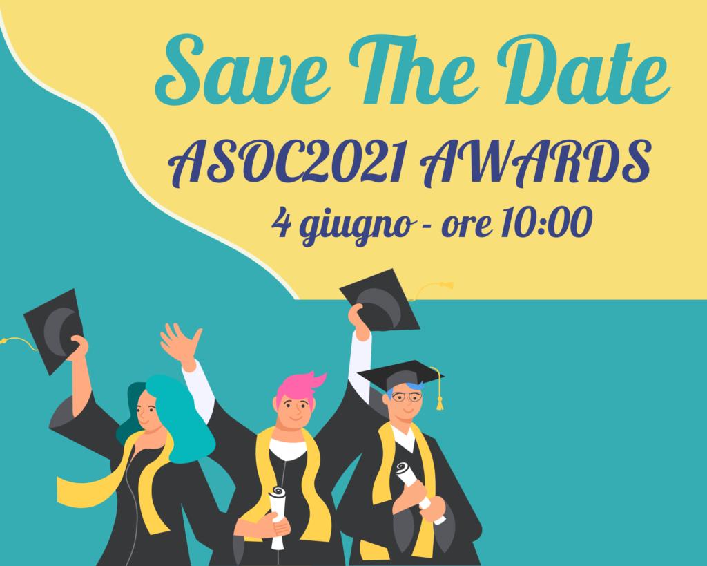 ASOC2021 AWARDS: venerdì 4 giugno l'evento finale del progetto A Scuola di OpenCoesione!