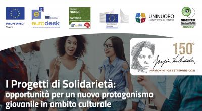 I Progetti di Solidarietà: giovani e volontariato europeo.