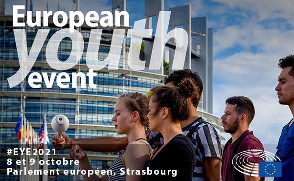 Evento europeo per i giovani 2021: plasmare il futuro dell'Europa